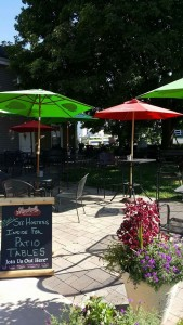 Enjoy Live Music and Great Food on our Lovely Patio