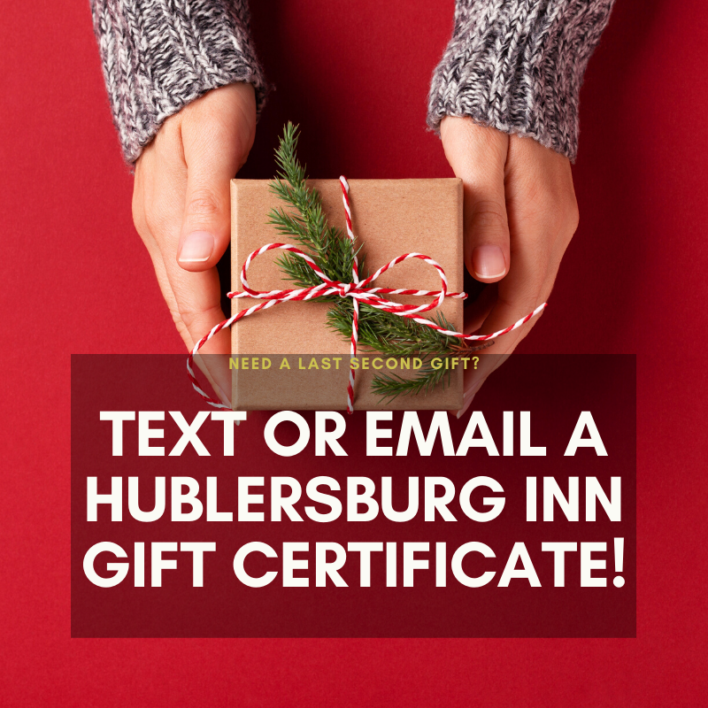 gift certs now